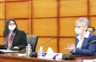 تنصيب المديرة العامة الجديدة للمكتب الوطني للمطارات السيدة حبيبة لقلالش خلفا لمحمد العوفير