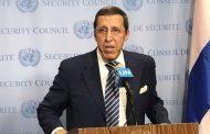 عمر هلال يفضح بنيويورك الحملة الهستيرية التي تشنها الجزائر و