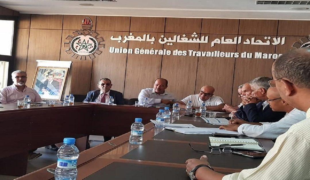 الإتحاد العام للشغالين بالمغرب..