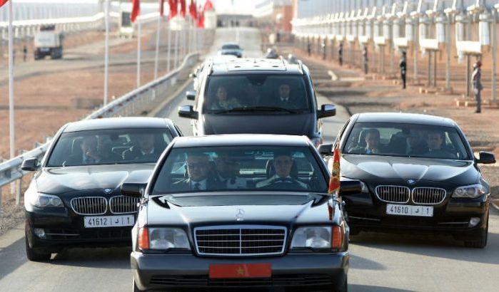 زيارة الملك محمد السادس للعاصمة الإقتصادية للمملكة تحبس أنفاس مسؤوليها