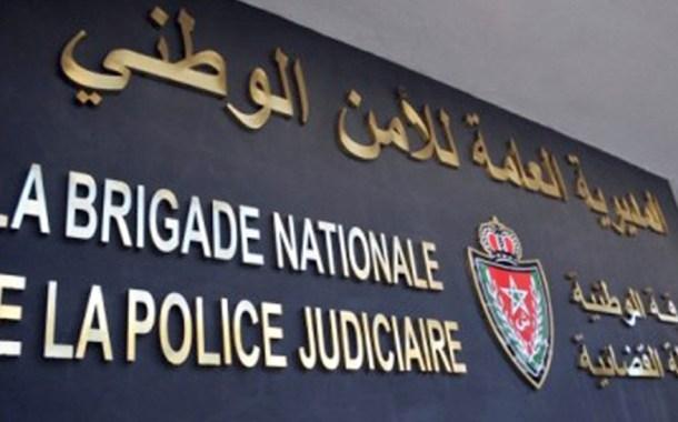 الفرقة الوطنية للشرطة القضائية تحبط عملية تهريب طنين و490 كلغ من مخدر الشيرا على متن شاحنة قرب المحمدية