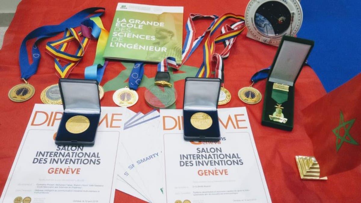 مخترعون مغاربة يبدعون ويتألقون في أربع مسابقات دولية