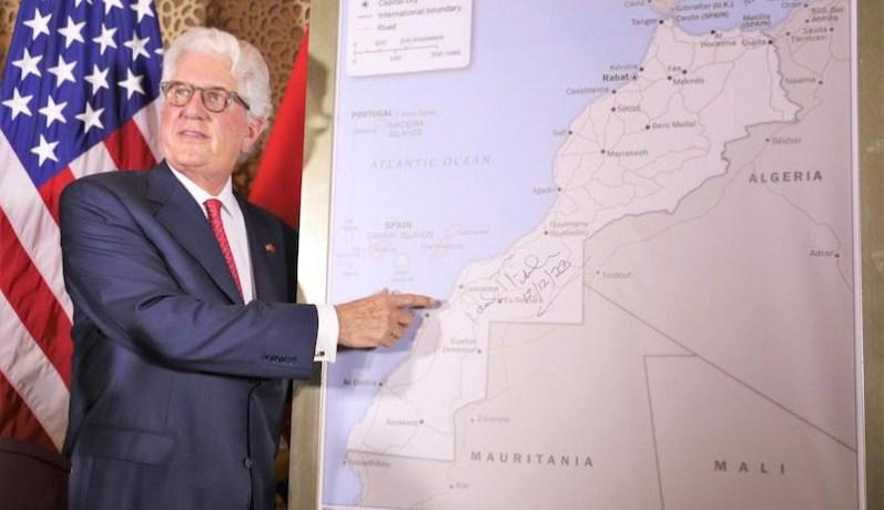 أول مشروع اقتصادي ممول من طرف الولايات المتحدة الأمريكية يرى النور بالأقاليم الجنوبية للمملكة