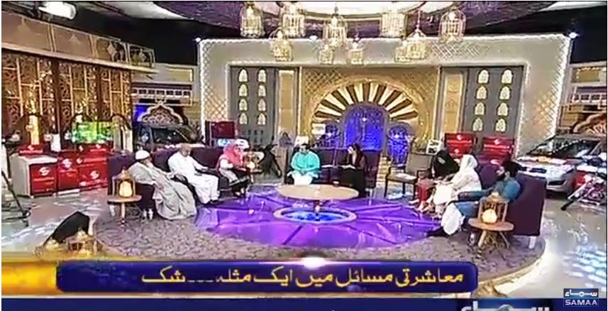 Subah Sehri Samaa Kay Saath – 11 June 2016