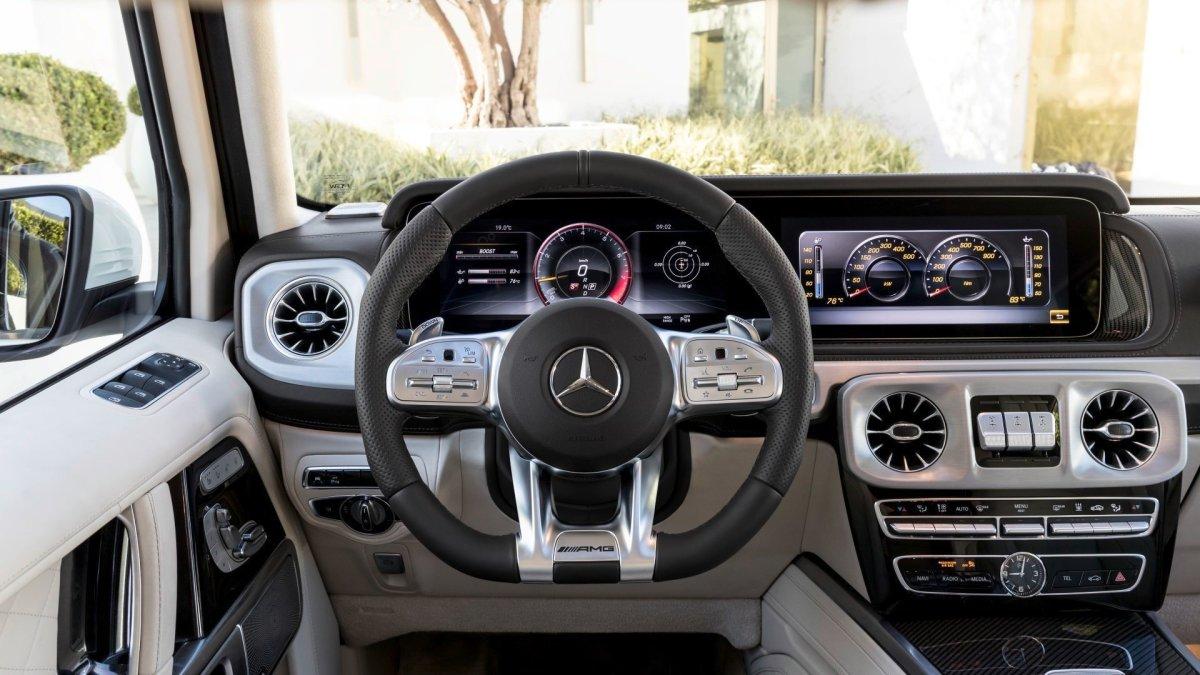 Mercedes G-Klasse (2)