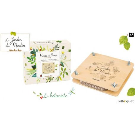 Tableau Moulin Roty Perfect Puzzle Le Mange Pices Les