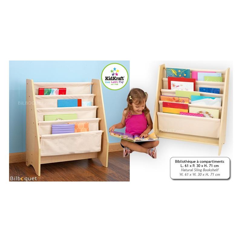 bibliotheque a compartiments meuble pour chambre d enfant