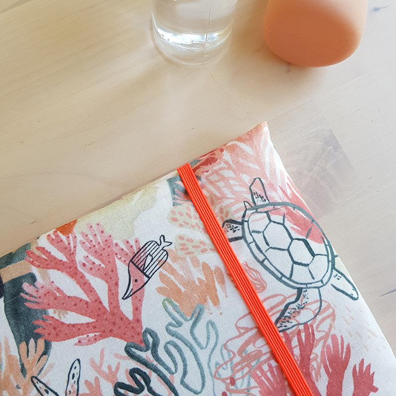 protege carnet de sante rose siene bebe naissance cadeau france fabrication francaise rose