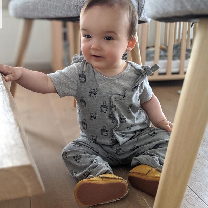 vetement bebe enfant garcon salopette naissance cadeau marque createur made in france fabrication francaise oekotex lyon bilboquet