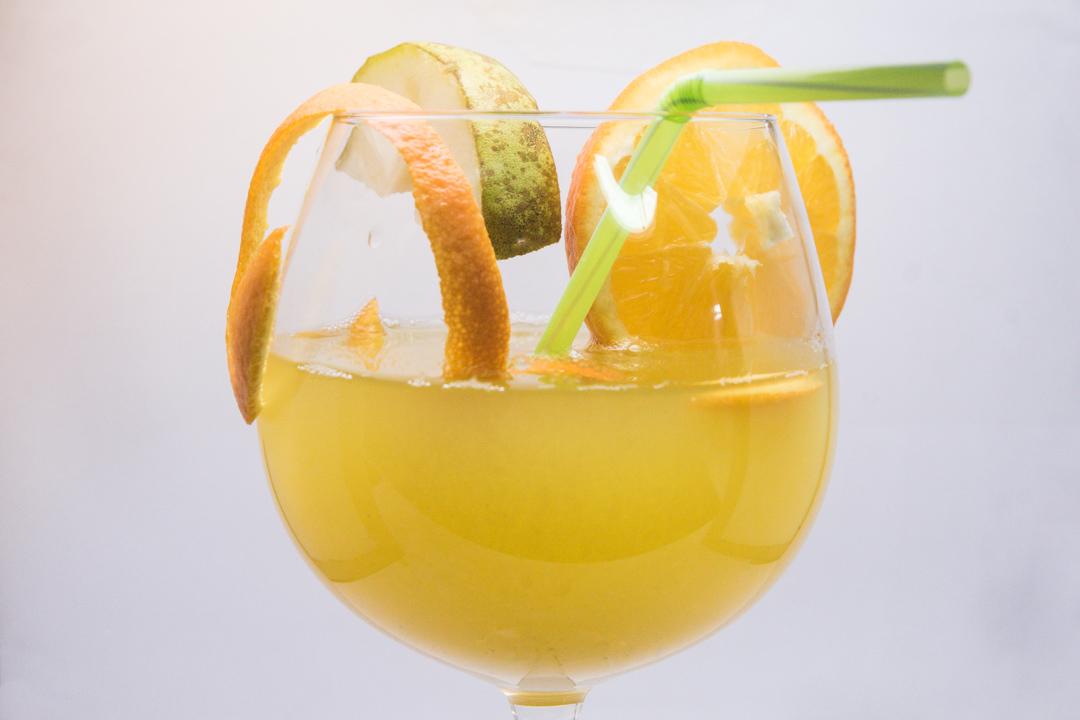 Zumo de piña naranja Bilcosa Mercabilbao