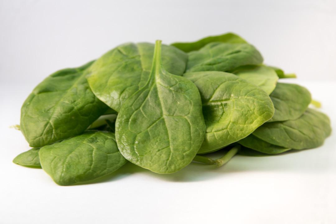 Espinacas verduras bilcosa mercabilbao