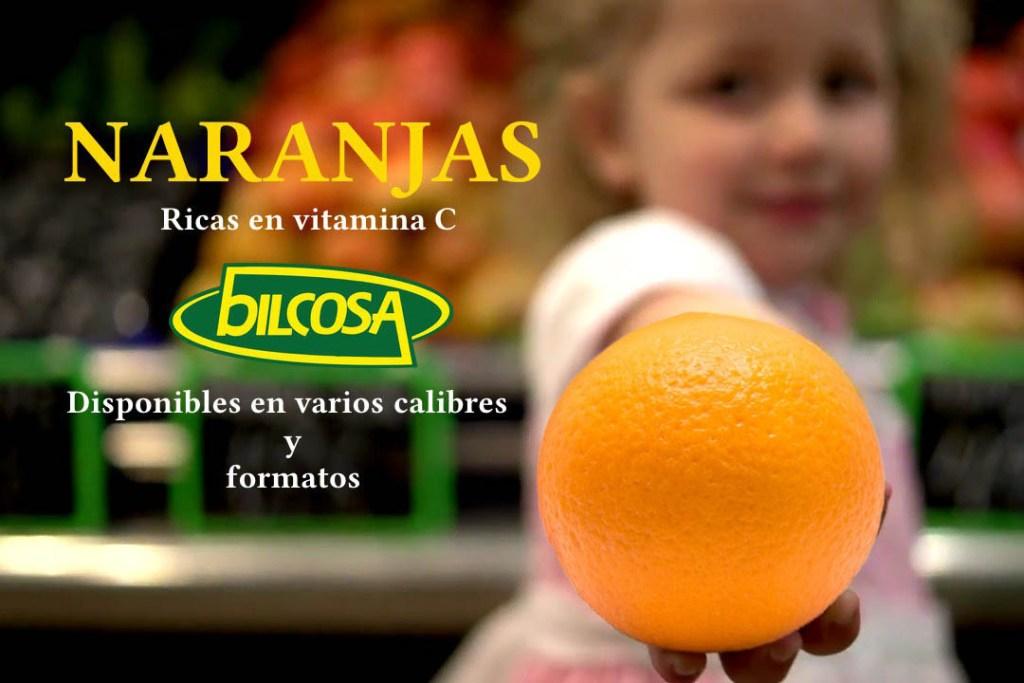 Naranjas nueva fruta bilcosa mercabilbao