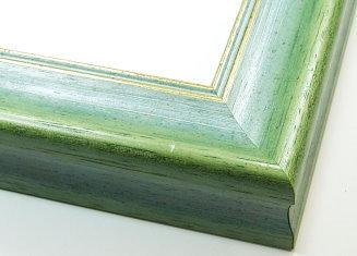 grüne bilderrahmen