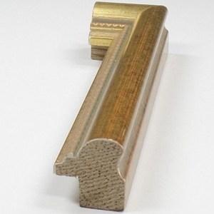 antiker, schmaler Ramendo Rahmen