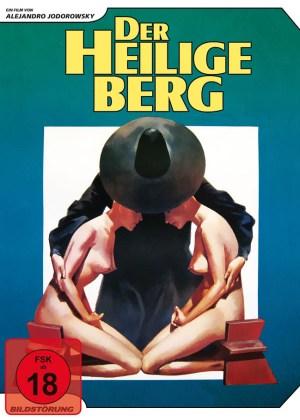 DVD Schuber DER HEILIGE BERG