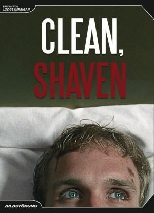 DVD Schuber CLEAN, SHAVEN