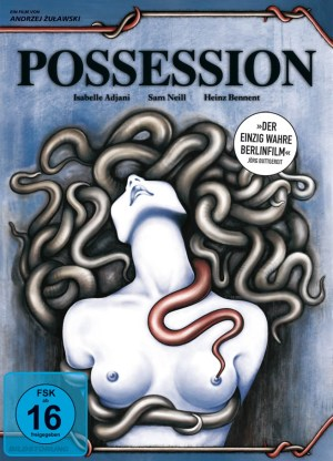 DVD Schuber POSSESSION