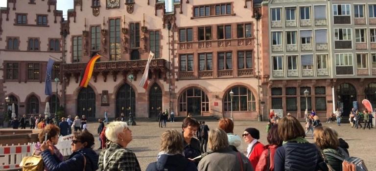Frauenreise Frankfurt