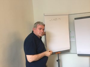 Meetup: Herberts Visuelles Alphabet