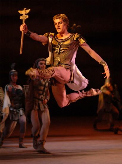 Заказать и купить билеты на балет «Спартак» в Большой театр