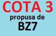 Biletul zilei de sambata, 18.11.2017 - COTA 3