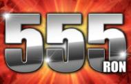 BONUS incendiar la pariuri: 555 RON!!!