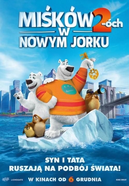 Film - MIŚKÓW 2-ÓCH W NOWYM JORKU 2D DUB