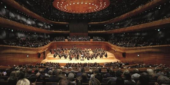 Koncert - NOSPR / FILIP PALUCHOWSKI / Międzynarodowy Festiwal Harfowy
