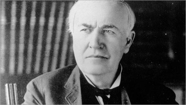 Thomas Edison ve İcatları