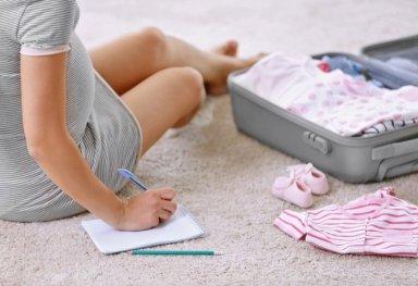 Doğum Çantası Listesi