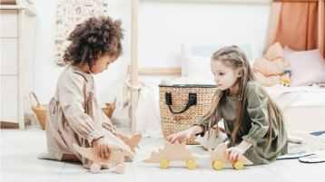 Çocuklar Tek Başına Oyun Oynamalı Mı?