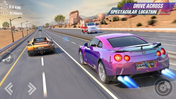 Yeni ve En Güzel Mobil Araba Oyunları