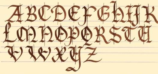 Kaligrafi Nedir ?