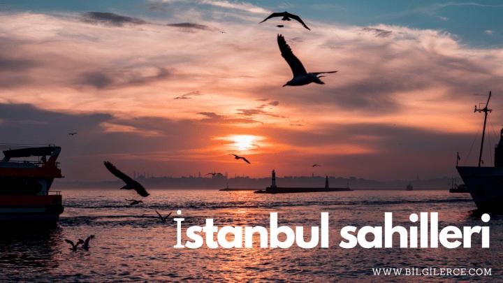 İstanbul'daki Sahillerin İsimleri