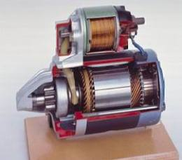 marsmotoru - What Is The Starter Motor ?How Does It Work ?