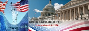 green card lottery 300x105 - What Is A Green Card?