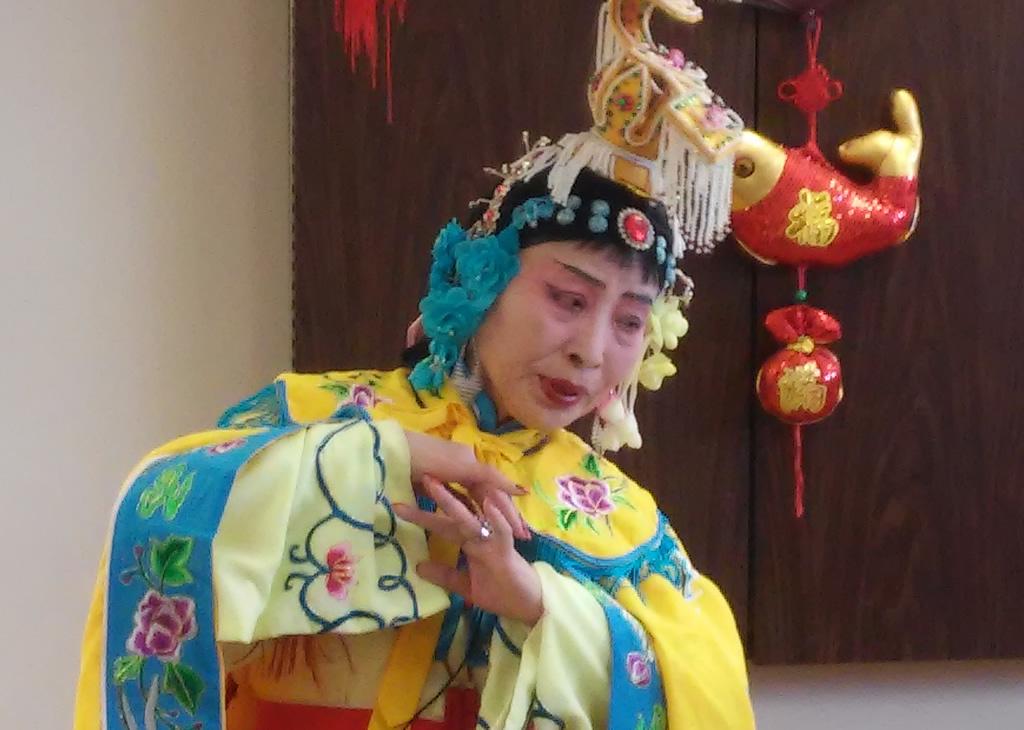 Lunar New Year Performance Photo