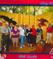 Bosnians Visit Grants Farm 2015