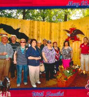 Bosnians Seniors Visit Grants Farm 2015