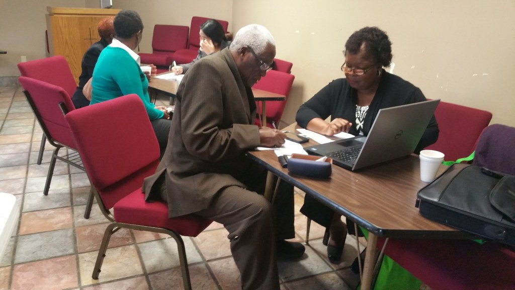 Affordable Care Act – Our counselors are keeping busy