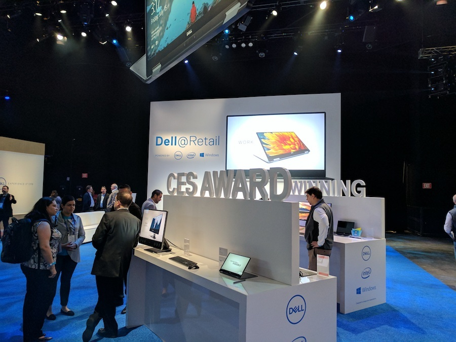 Conference interpreting Dell Retail