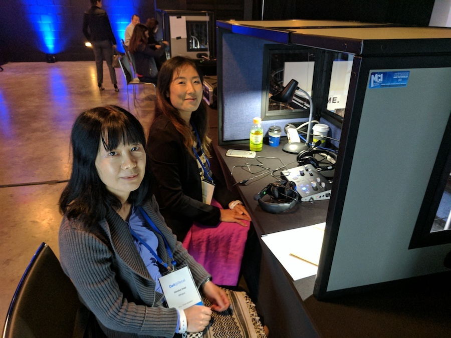 Japanese Conference Interpreting