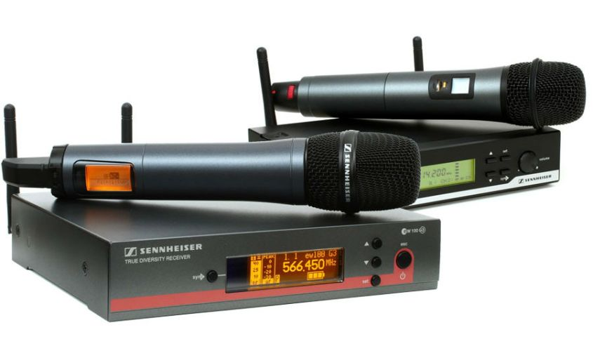 Conference Interpreting Microphones