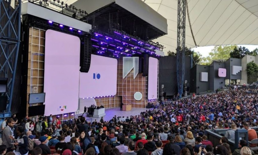Remote interpreting at Google I/O 2019