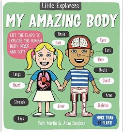 My amazing body book