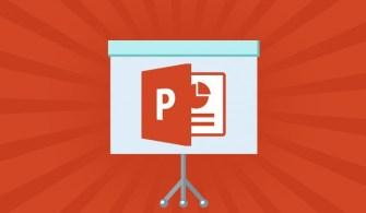 Microsoft Ofis Powerpoint  Uygulamaları tam 12 tane