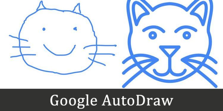 Google'dan Çizimi Kötü Olanlar İçin Harika Bir Uygulama: AutoDraw