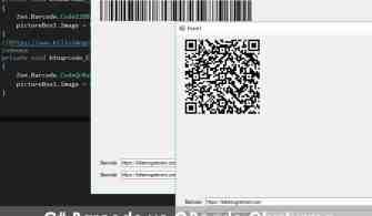 C# Barcode ve Qr code Oluşturma