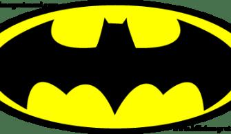 Fireworks Dersleri Batman Logo Vector Çizimi