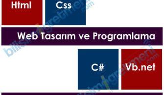 Css Dersleri-Div Kullanım Örnekleri